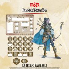 D&D - Ranger Token Set
