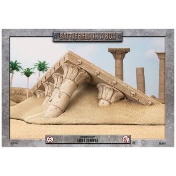 Battlefield In A Box - Forgotten City - Lost Temple