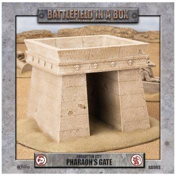 Battlefield In A Box - Forgotten City - Pharaoh's Gate