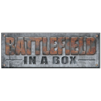 Battlefield In A Box - Gothic Industrial - Tanks (x4) - 30mm