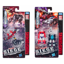 Transformers Generations War for Cybertron: Siege Micromasters Assortment (8)