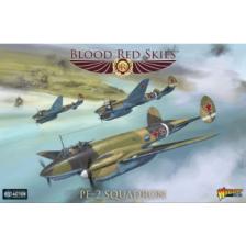 Blood Red Skies - Pe-2 squadron