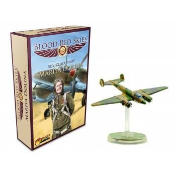 Blood Red Skies - Soviet Ace Pilot: Mariya Dolina