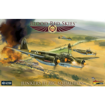 Blood Red Skies - Junkers Ju 88C squadron
