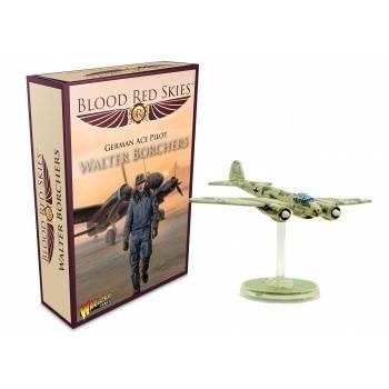 Blood Red Skies - German Ace Pilot: Walter Borchers