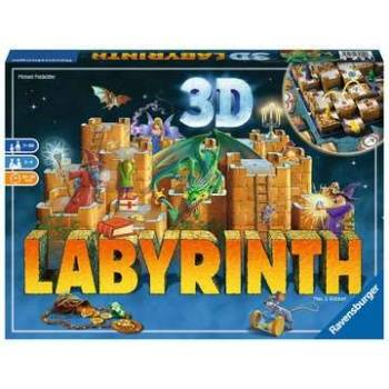 3D Labyrinth - DE/SP/FR/IT