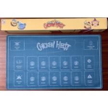 Chicken Heist Playmat