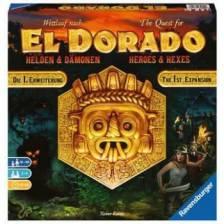 Wettlauf nach El Dorado - Helden und D?monen - EN/DE