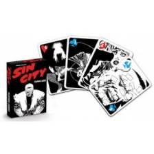 Sin City Playing Cards 2nd Edition