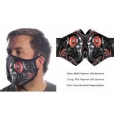 Wild Bangarang Face Mask - DESTROYER Size L