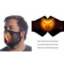Wild Bangarang Face Mask - PHOENIX Anne Stokes Size M
