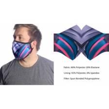 Wild Bangarang Face Mask - BLUE DRAGON Size L