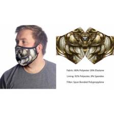 Wild Bangarang Face Mask - CHAMPION Size L