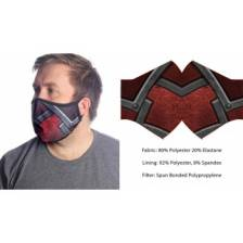 Wild Bangarang Face Mask - FURY Size M