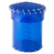 Age of Plastic Blue Dice Cup