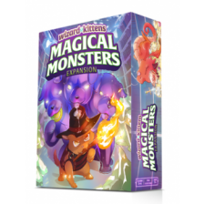 Wizard Kittens: Magical Monsters