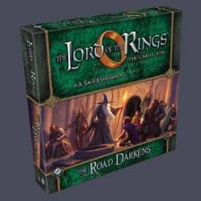 The Road Darkens Expansion: LOTR LCG