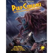Call of Cthulhu RPG - Pulp Cthulhu