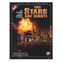 Call of Cthulhu RPG - The Stars Are Right!