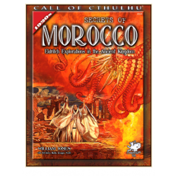 Call of Cthulhu RPG - Secrets of Morocco