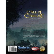 Call of Cthulhu RPG - Keeper Screen Pack (7th ed.)