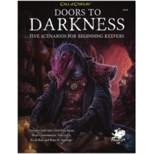 Call of Cthulhu RPG - Doors to Darkness
