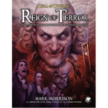 Call of Cthulhu RPG - Reign of Terror