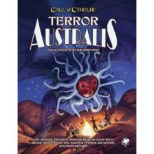 Call of Cthulhu RPG - Terror Australis
