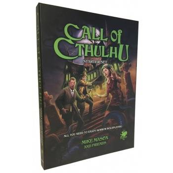 Call of Cthulhu RPG - Call of Cthulhu Starter Set