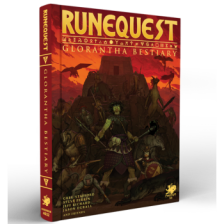 Bestiary: RuneQuest RPG Roleplaying in Glorantha
