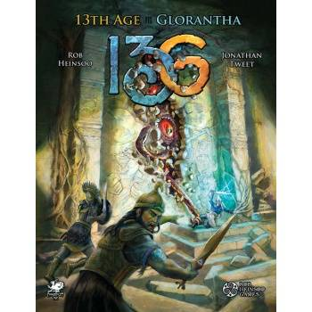 13th Age Glorantha