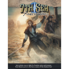 7th Sea RPG - Pirate Nations