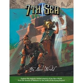7th Sea RPG - The New World