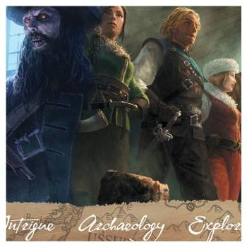 7th Sea RPG - GM Screen
