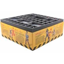 Feldherr foam tray value set for Zombicide Season 2 Prison Outbreak