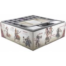 Feldherr foam tray value set for Zombicide Black Plague