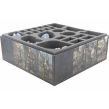 Feldherr foam tray set for Blood Rage - board game box