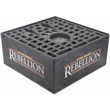Feldherr foam tray value set for the Star Wars Rebellion - board game box