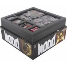 Feldherr foam tray value set for DOOM the board game