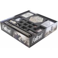 Feldherr foam tray value set for Fallout - board game box
