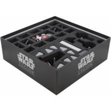Feldherr foam set for Star Wars Legion - base game box
