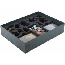 Feldherr foam tray set for Stuffed Fables - board game box