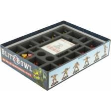 Feldherr foam set for Blitz Bowl board game box