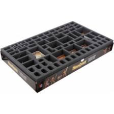 Feldherr foam tray set for HeroQuest - board game box