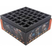 Feldherr foam set for Zombicide: Invader - board game box