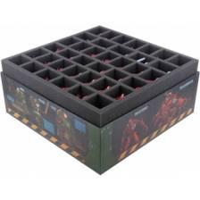 Feldherr foam set for Zombicide: Dark Side - board game box