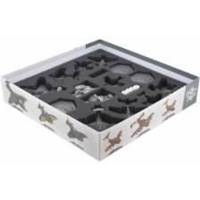Feldherr foam set for Aeronautica Imperialis: Wings of Vengeance board game box