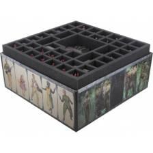 Feldherr foam set for Cthulhu: Death May Die (Season 1) - board game box