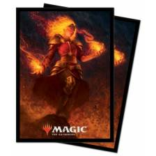 UP - Standard Deck Protectors - Magic: The Gathering M21 V4 (100 Sleeves)