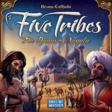 DoW - Five Tribes - Core Game